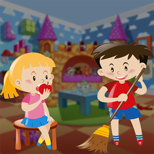 Kids House Cleanup – Keep Home Clean  (Unlimited money,Mod) for Android 1.0.6