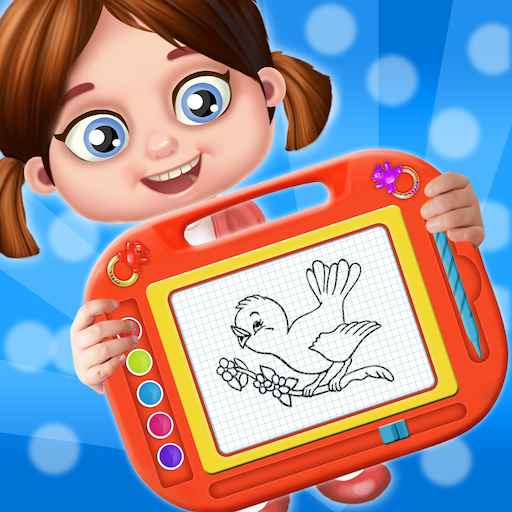 Kids Magic Slate Simulator – Toddlers Drawing Pad  (Unlimited money,Mod) for Android 10.0