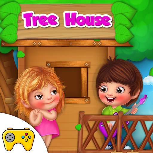 Kids Tree House Games  (Unlimited money,Mod) for Android 1.0.3