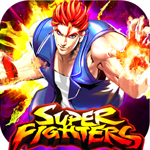 King of Fighting: Super Fighters  (Unlimited money,Mod) for Android 3.5