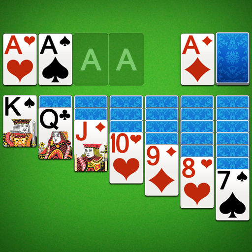 Klondike Solitaire – Patience Card Games  (Unlimited money,Mod) for Android 6.8.4