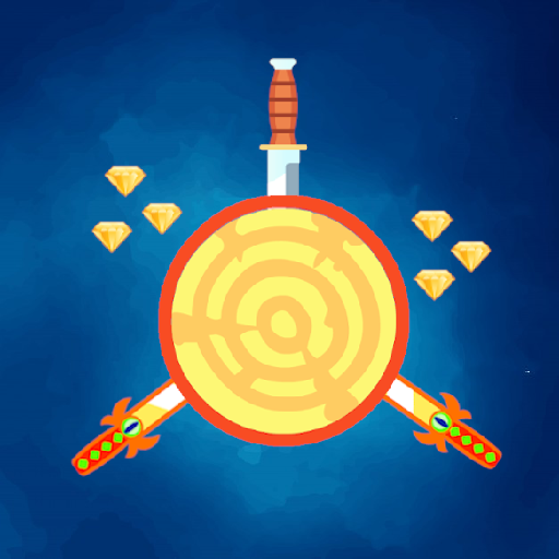 Knife Hitting : Throw Knife Hit Target  (Unlimited money,Mod) for Android 1.7.1