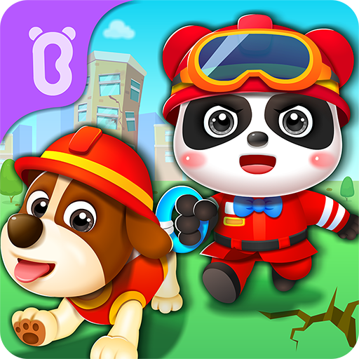 Little Panda's Earthquake Rescue  (Unlimited money,Mod) for Android 8.48.00.01