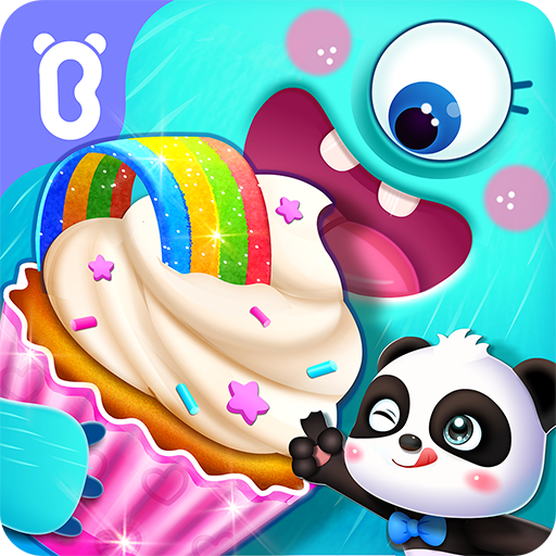 Little Panda's Monster Friends  (Unlimited money,Mod) for Android 8.48.00.01