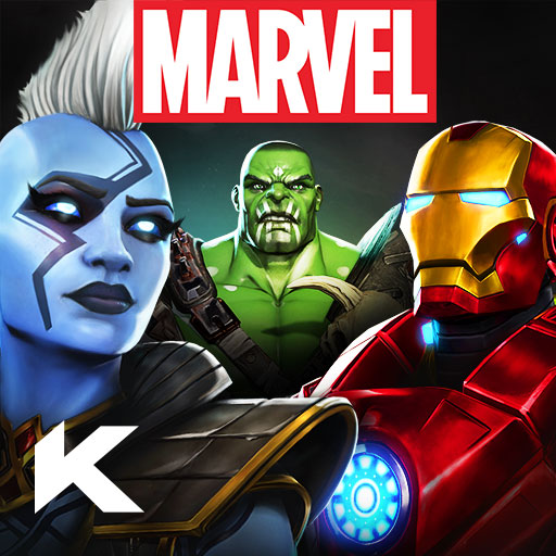 MARVEL Realm of Champions  (Unlimited money,Mod) for Android 0.4.3