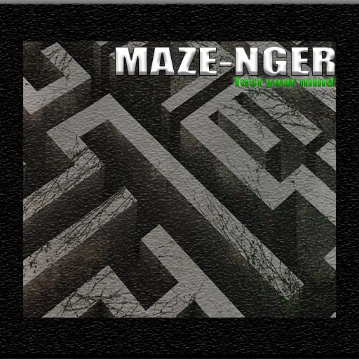 MAZE-NGER  (Unlimited money,Mod) for Android 0.2.1