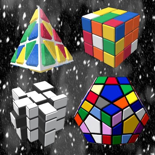 Magic Cubes of Rubik  (Unlimited money,Mod) for Android 1.632