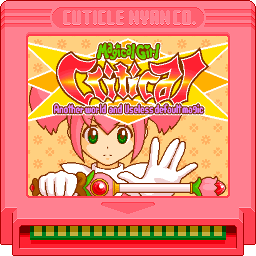 Magical Girl Critical  (Unlimited money,Mod) for Android 3.0.7