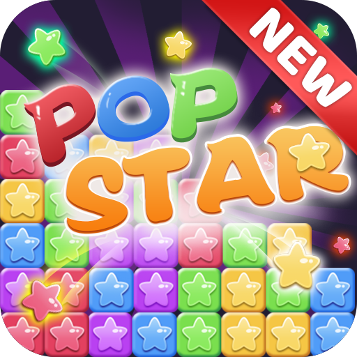 Magical Popstar –crush star game  (Unlimited money,Mod) for Android 6.0