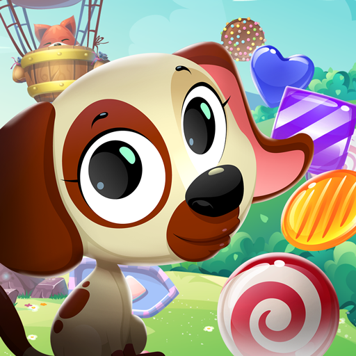 Match 3 Puppy Land – Matching Puzzle Game  (Unlimited money,Mod) for Android 1.0.15