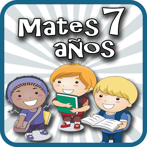 Matemáticas 7 años  (Unlimited money,Mod) for Android 1.0.22