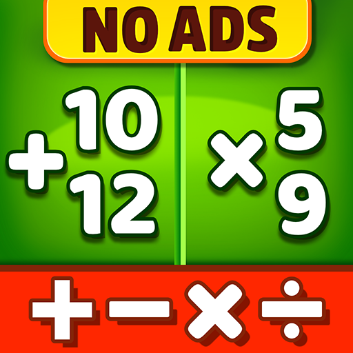 Math Games – Addition, Subtraction, Multiplication  (Unlimited money,Mod) for Android 1.0.5