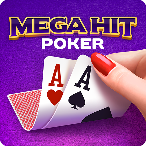 Mega Hit Poker Texas Holdem  3.11.2 (Unlimited money,Mod) for Android
