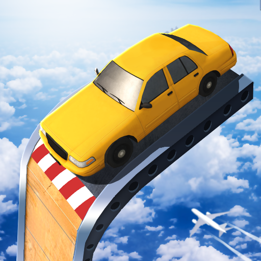 Mega Ramp Car Jumping  (Unlimited money,Mod) for Android 1.1.2