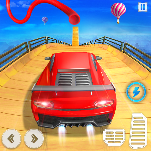 Mega Ramp Car Racing Stunts 3D: New Car Games 2020  (Unlimited money,Mod) for Android 4.4
