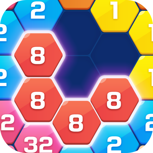 Merge Block Puzzle – 2048 Hexa  1.4.8 (Unlimited money,Mod) for Android