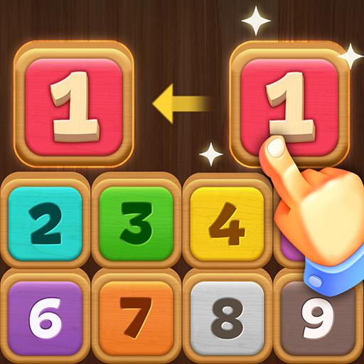 Merge Wood Block Puzzle  2.2.1 (Unlimited money,Mod) for Android