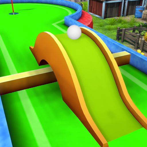 Mini Golf Rivals – Cartoon Forest Golf Stars Clash  (Unlimited money,Mod) for Android 3.5