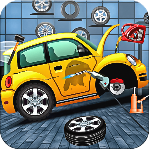 Modern Car Mechanic Offline Games 2020: Car Games  (Unlimited money,Mod) for Android 1.0.48