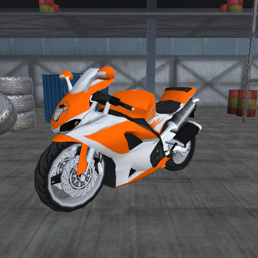 Modern Crazy Motor Bike Tricky Stunt Game  (Unlimited money,Mod) for Android 1.0