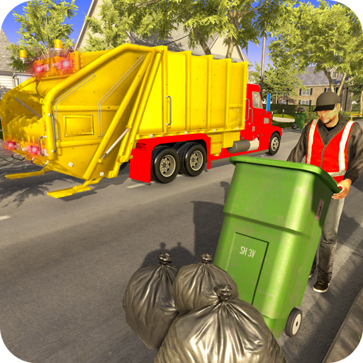 Modern Trash Truck Simulator – Free Games 2020  (Unlimited money,Mod) for Android 1.4