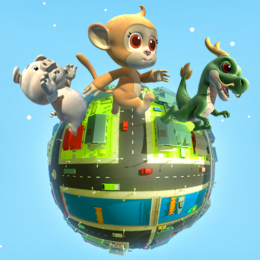 Monkey Run  (Unlimited money,Mod) for Android 1.1.9