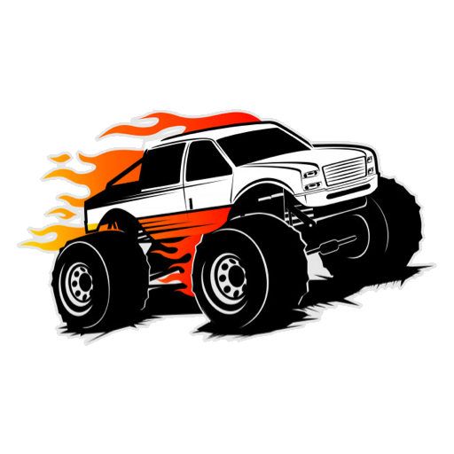 Monster Truck Xtreme Offroad Game  (Unlimited money,Mod) for Android 1.75