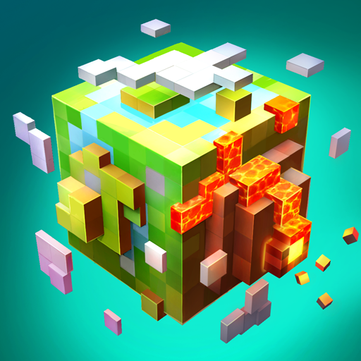 Multicraft: Block Craft Mini World 3D  (Unlimited money,Mod) for Android 2.14.1