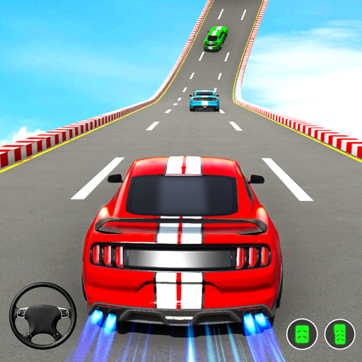Muscle Car Stunts 2020: Mega Ramp Stunt Car Games  (Unlimited money,Mod) for Android 1.2.7