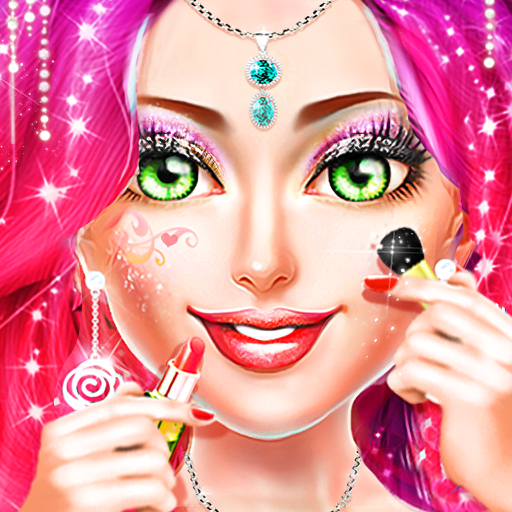 My Daily Makeup – Girls Fashion Game  (Unlimited money,Mod) for Android 1.2.7