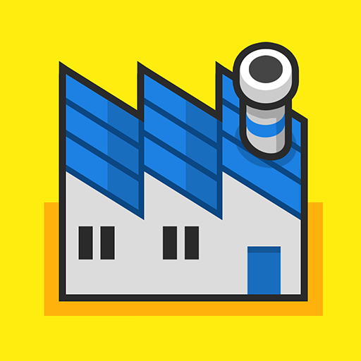 My Factory Tycoon Idle Game  1.4.4 (Unlimited money,Mod) for Android