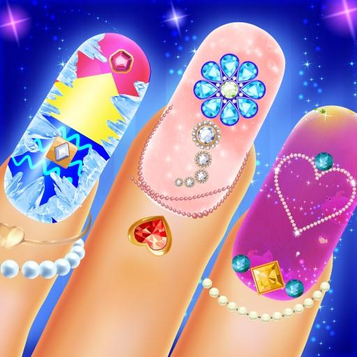 Nail Salon Fashion Game: Manicure pedicure Art Spa  (Unlimited money,Mod) for Android 1.5