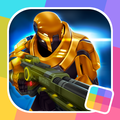 Neon Shadow: Cyberpunk 3D First Person Shooter  (Unlimited money,Mod) for Android 1.40.166
