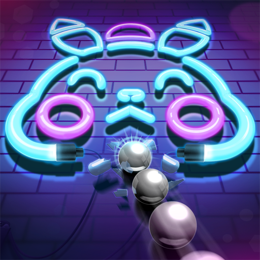 Neon n Balls  (Unlimited money,Mod) for Android 9.0