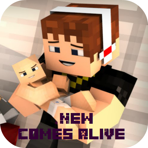 New Comes Alive  Mod for MCPE  (Unlimited money,Mod) for Android 4.3
