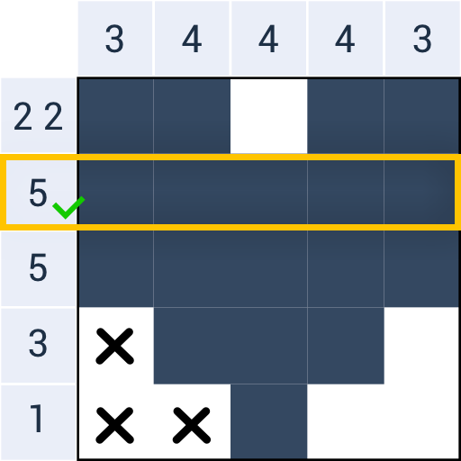 Nono.pixel –  Puzzle by Number & Logic Game  (Unlimited money,Mod) for Android 1.2.4