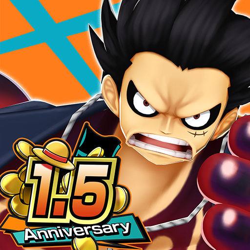 ONE PIECE バウンティラッシュ  (Unlimited money,Mod) for Android 33300