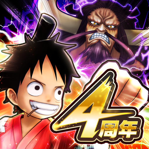 ONE PIECE サウザンドストーム  1.35.1 (Unlimited money,Mod) for Android