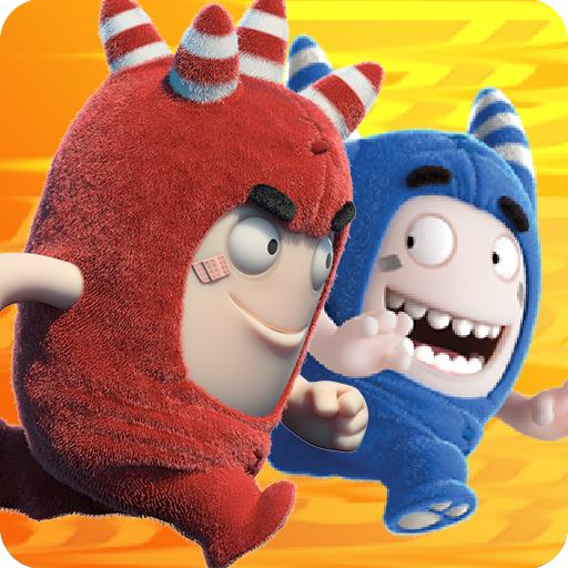 Oddbods Turbo Run  (Unlimited money,Mod) for Android  1.9.0