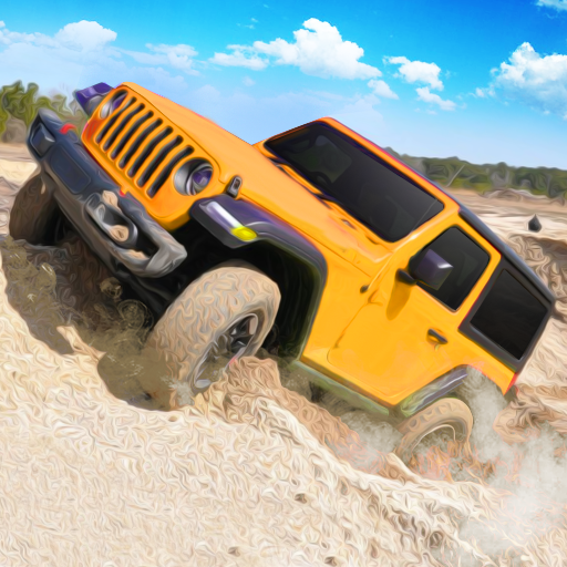 Offroad Xtreme 4×4 Racing Simulator Car Driving 3d  (Unlimited money,Mod) for Android 1.0