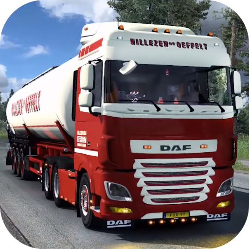 Oil Tanker Transport Simulation : Euro Truck Drive  (Unlimited money,Mod) for Android 1.2