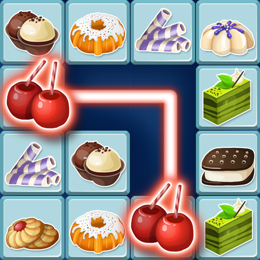 Onet Connect Cake HD  (Unlimited money,Mod) for Android 1.1.4
