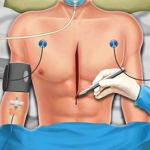 Open Heart Surgery New Games: Offline Doctor Games  3.0.78 (Unlimited money,Mod) for Android