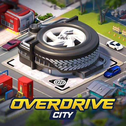 Overdrive City – Car Tycoon Game  (Unlimited money,Mod) for Android vv1.4.26.vc1042600.rev55115.b82.release