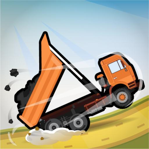 Overloaded Trucks Racing  (Unlimited money,Mod) for Android 1.14
