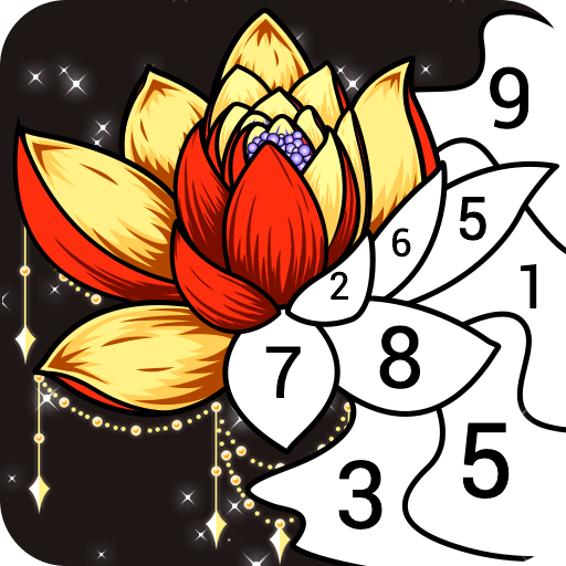 Paintist 2021 – Coloring Book & Color by Number  2.8.967 (Unlimited money,Mod) for Android