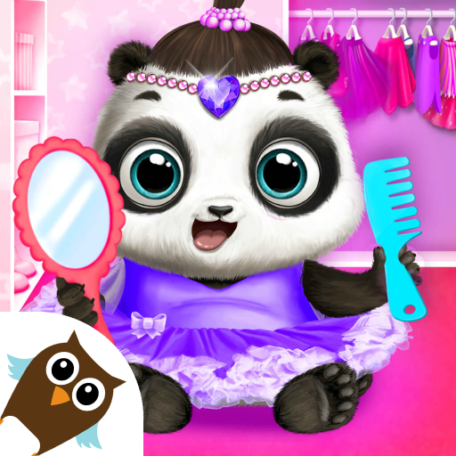 Panda Lu Baby Bear City – Pet Babysitting & Care  5.0.10008 (Unlimited money,Mod) for Android