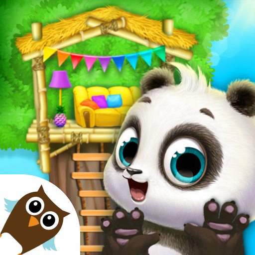Panda Lu Treehouse – Build & Play with Tiny Pets  (Unlimited money,Mod) for Android 1.0.500