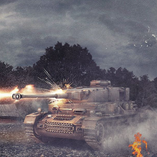 Panzer War  2021.4.10.4 (Unlimited money,Mod) for Android