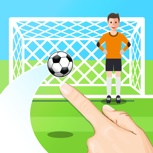 Penalty Shooter ⚽Goalkeeper Shootout Game  (Unlimited money,Mod) for Android 1.0.0